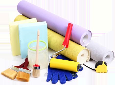 При заказе ремонта под ключ в нашей компании Вы получаете скидку на строительные материалы от 10 до 25%.