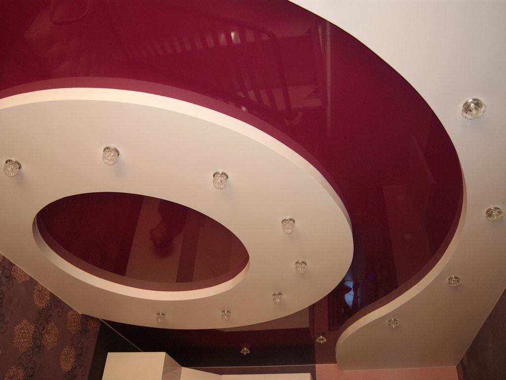 Многоуровневые потолки от производителя Ремонтофф. Ремонт и отделка квартир под ключ.