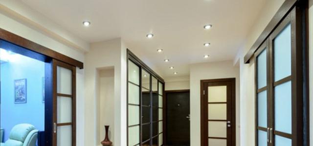 Сатиновые натяжные потолки от производителя Ремонтофф. Ремонт и отделка квартир под ключ.