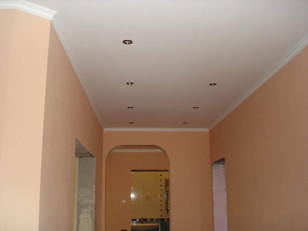 Тканевые натяжные потолки от производителя Ремонтофф. Ремонт и отделка квартир под ключ.