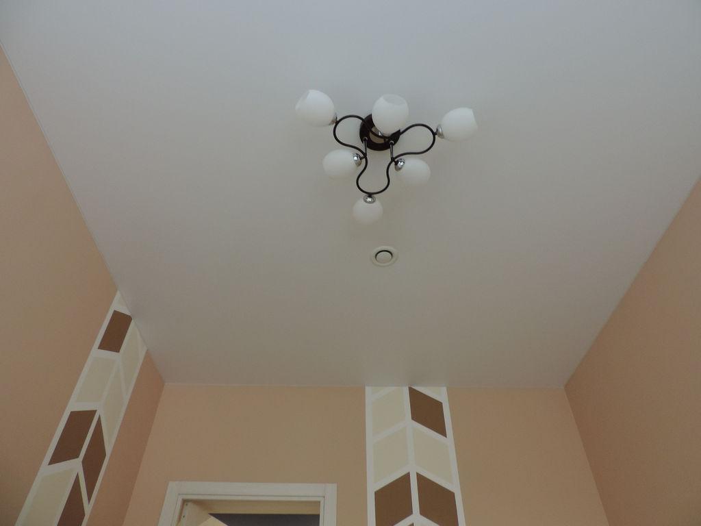 Тканевые натяжные потолки фото Ремонтофф. Ремонт и отделка квартир под ключ.