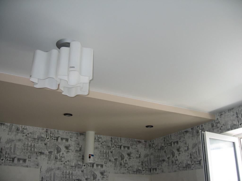 Тканевые потолки от производителя Ремонтофф. Ремонт и отделка квартир под ключ.